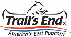 Trail's End Popcorn Logo