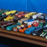 Pinewood Derby Cars from 2010