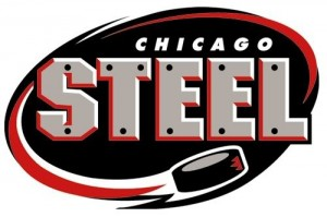 Chicago Steel Hockey Logo
